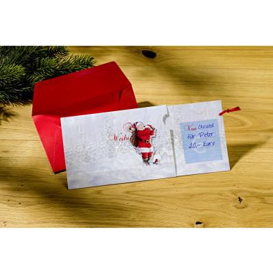 Carte postala pentru cadou