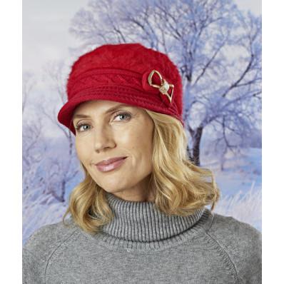 Fleecová čiapka