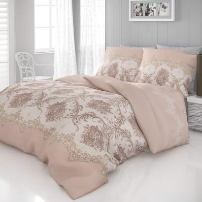 Lenjerie de pat din bumbac satinat Adra