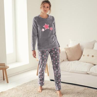 Polar pyžamo, hebké na dotek