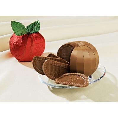 """Mliečna čokoláda """"Tellovo jablko"""""""