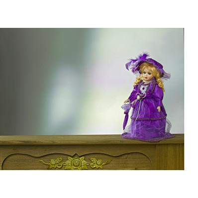 "Porcelánová bábika ""Linda"""