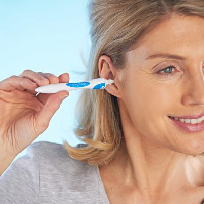 17dílná sada na čištění uší
