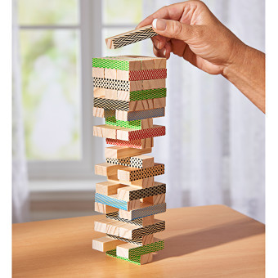 Dřevěná věž