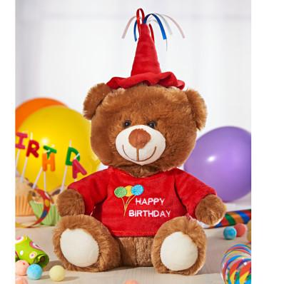 """Hudobný medvedík """"Happy Birthday"""""""