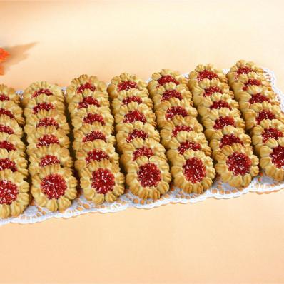 Rybízové dortíčky