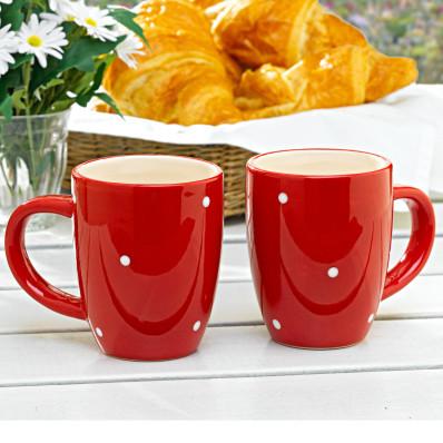 """Šálek na kávu """"Puntíky"""""""