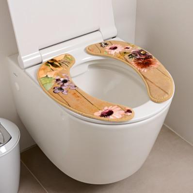 Poťah na WC sedátko