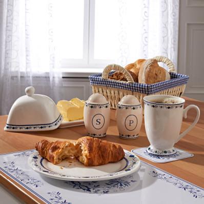"""Raňajkový tanier """"Cibuľový vzor"""""""