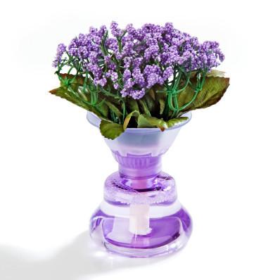 "Váza + kytice ""Levandule"""