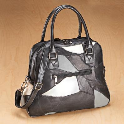 Trojfarebná kabelka