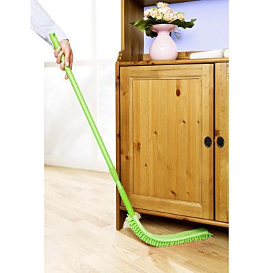 Čistiaca tyč, zelená