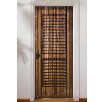 """Bambusový záves """"Lamelové dvere"""""""