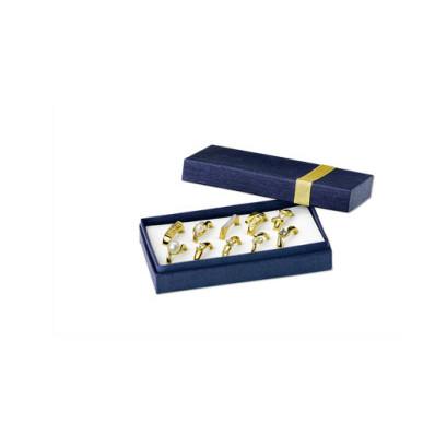Prsteny v krabičce,10ks