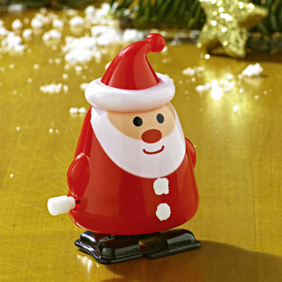 """Natahovací figurka """"Vánoční mužík"""""""