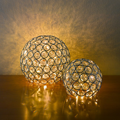 "LED koule ""Diamant"""
