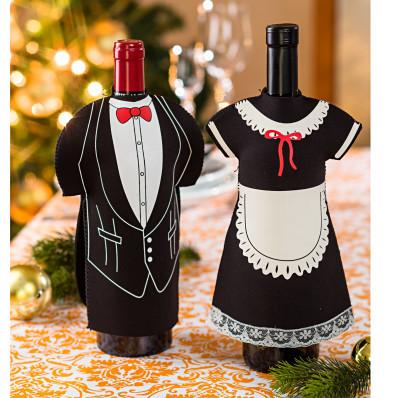 2 oblečky na víno
