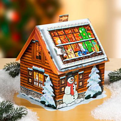 """Adventní kalendář """"Dům"""""""