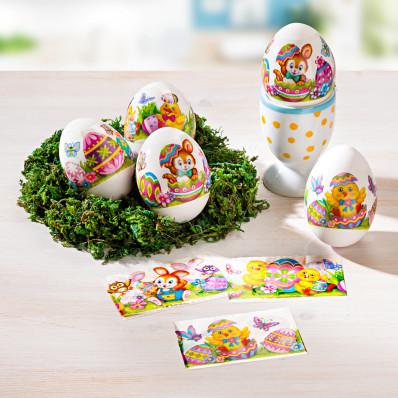 12 fólií na velikonoční vejce