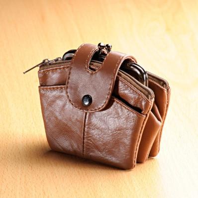 Dámska peňaženka, hnedá