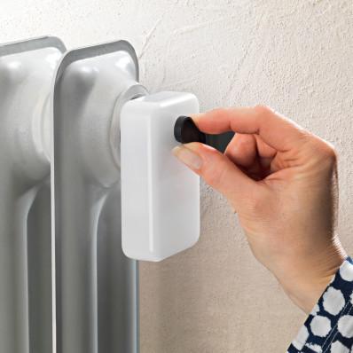 Odvzdušňovač radiátorov