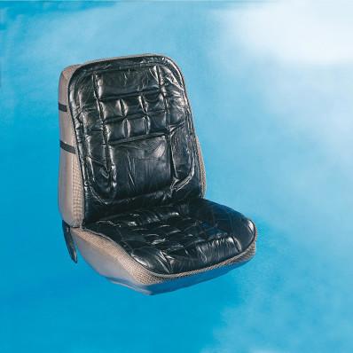 Kožený poťah na sedadlo