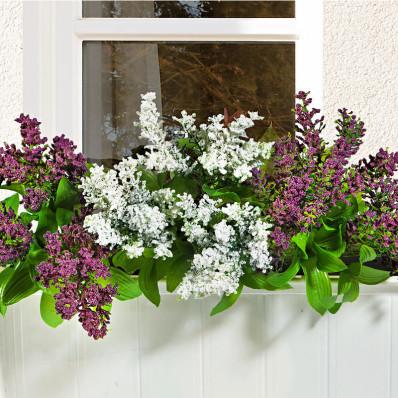 Náplň do balkónových kvetináčov Vres