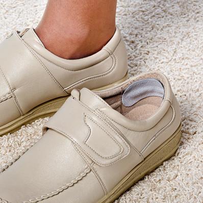 4 vankúšiky do obuvi