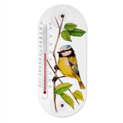 Hőmérő ablakba