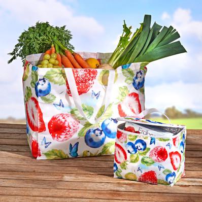 """Nákupná taška """"Ovocie"""""""