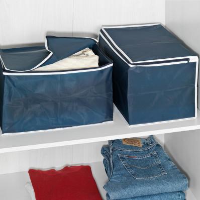 2 úložné boxy