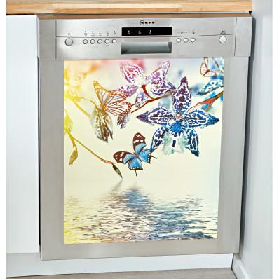Obrázok na umývačku riadu