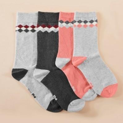 Dámské ponožky, sada 2 párů