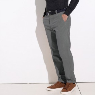 Chino kalhoty z manšestru
