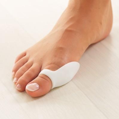 Chránič kloubu palce nebo malíčku nohy, sada 2 ks