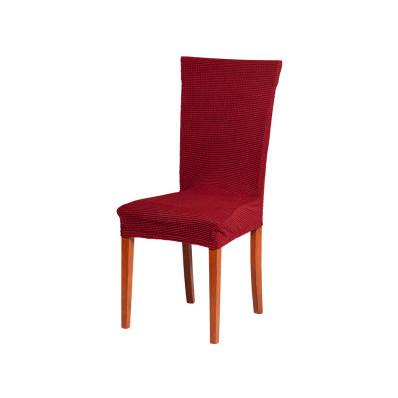 Uniwersalny pokrowiec na krzesło-sztruks