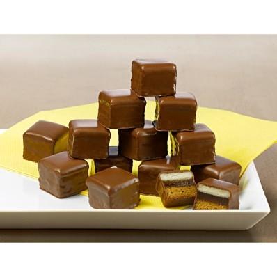 """Domino kocky """"Mliečna čokoláda"""""""
