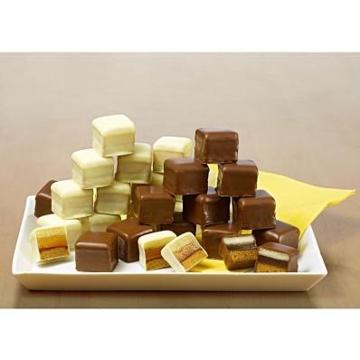 """Domino kocky """"Biela čokoláda"""""""