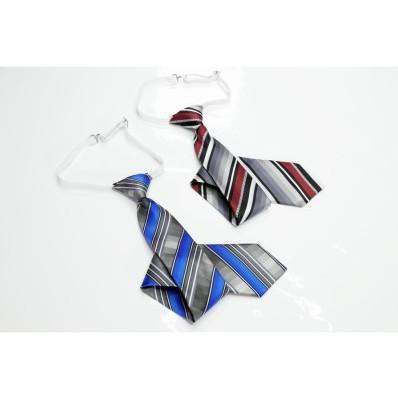 2 predviazané kravaty