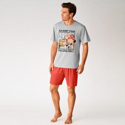 Pyžamo so šortkami Astérix