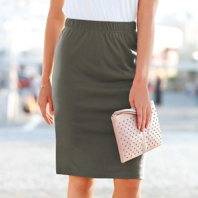 Rovná sukně