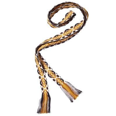 Opasok so strapcami, na zaviazanie