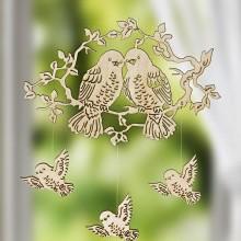 Poletující ptáčci