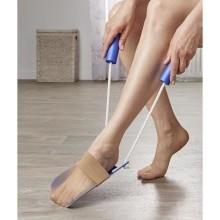 Pomocník pro navlékání ponožek