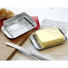 2 dózy na maslo