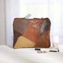 "Kosmetická taška ""Patchwork"""