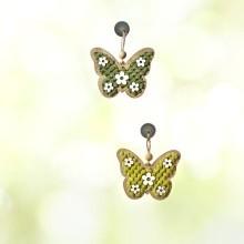 """2 závesné dekorácie """"Motýliky"""""""