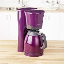 Kávovar, lila