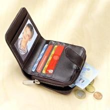 Patchworková peněženka
