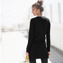 Sweter na guziki
